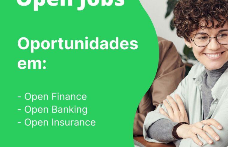 Bem-vindo ao Open Jobs!