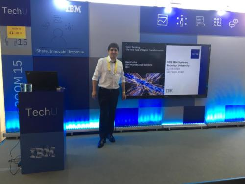 OPEN BANKING - IBM Systems TechU