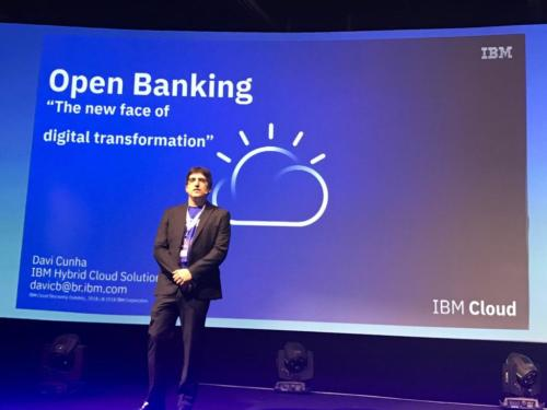 OPEN BANKING - Evento IBM Cloud Discovery