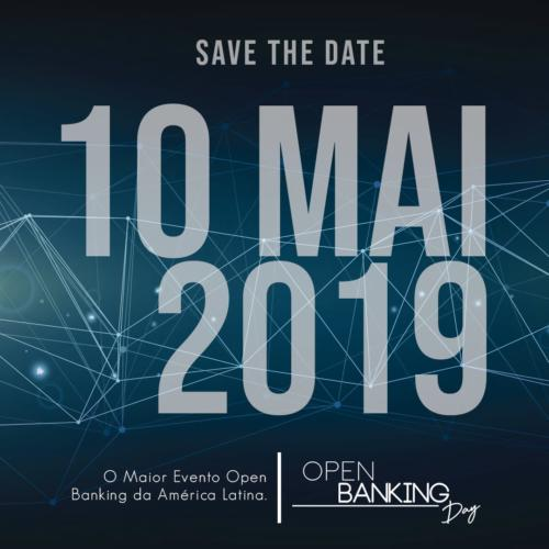 Open Banking Day - Save the Date - 10/05/2019